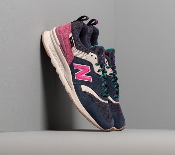 New Balance 997 Navy/ Pink - CW997HOC