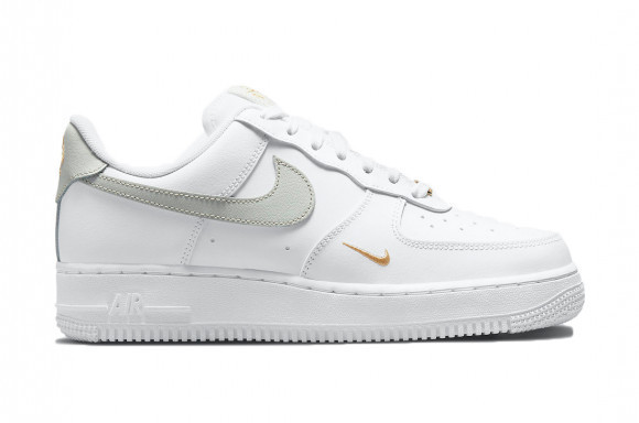 Nike Air Force 1 Low White Grey Gold - CZ0270-106