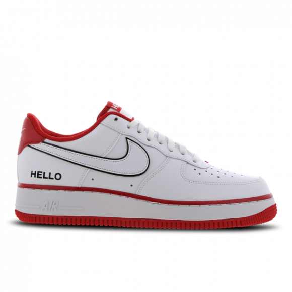 Nike Air Force 1 Low '07 LX Hello - CZ0327-100