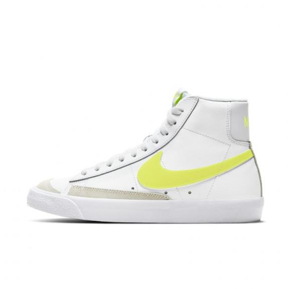 Chaussure Nike Blazer Mid'77 pour Femme - Blanc - CZ0362-100