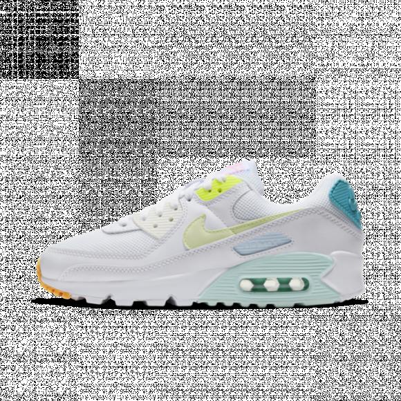 Scarpa Nike Air Max 90 - Donna - Bianco - CZ0366-100