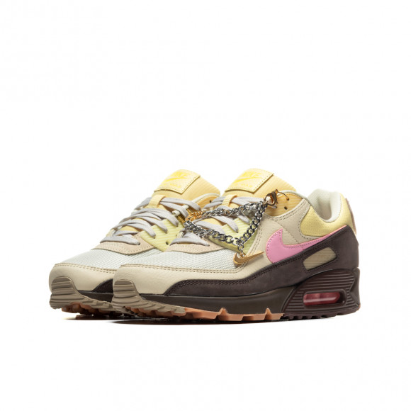 Womens Nike Air Max 90 Women's - Brown, Brown - CZ0469-200