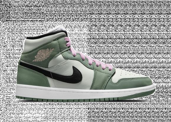 Jordan 1 Mid Dutch Green - CZ0774-300