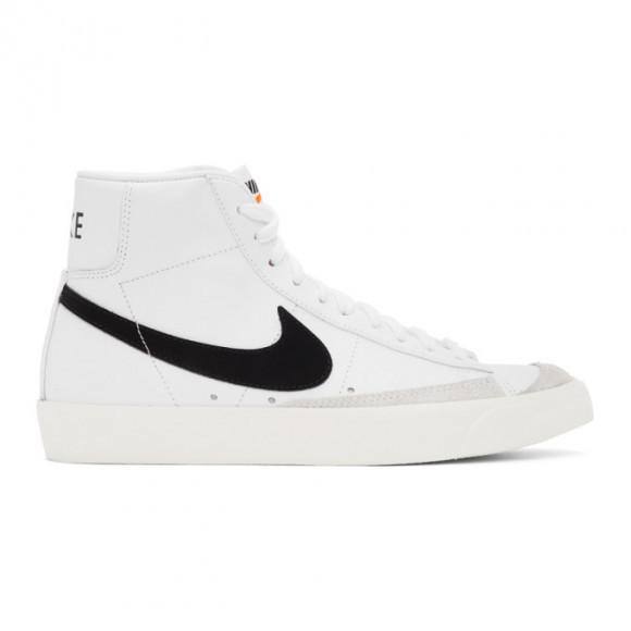 Nike White Blazer Mid 77 Vintage Sneakers - CZ1055-100***