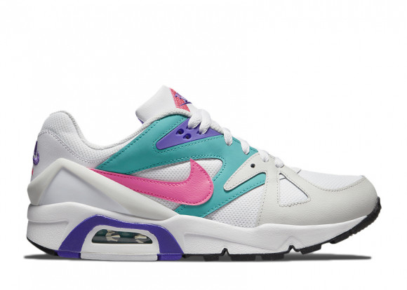 Nike Air Structure Triax 91 White Teal Pink (W)