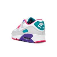 Nike W Air Max 90, Photon Dust/Summit White-Hyper Grape - CZ1617-001