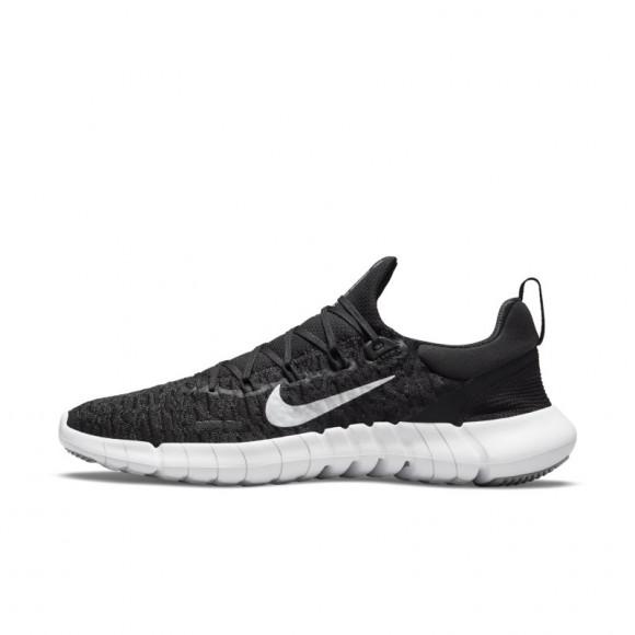 Womens Nike Free Run 5.0 2021 Next Nature WMNS Marathon Running Shoes/Sneakers CZ1891-001 - CZ1891-001