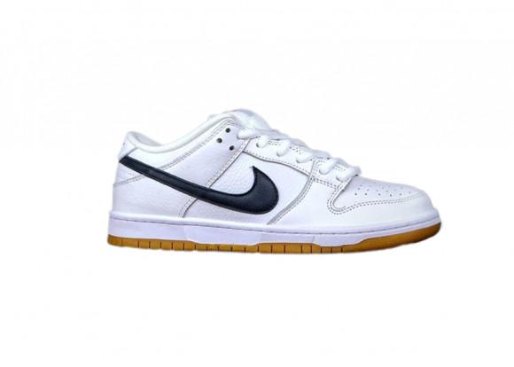 Nike SB Dunk Low Orange Label White Navy - CZ2249-100
