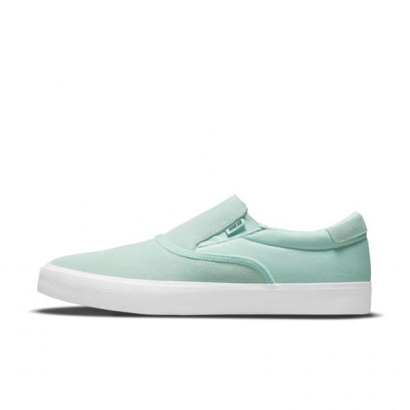 Nike SB Zoom Verona Slip Skate Shoe - Green - CZ2373-300