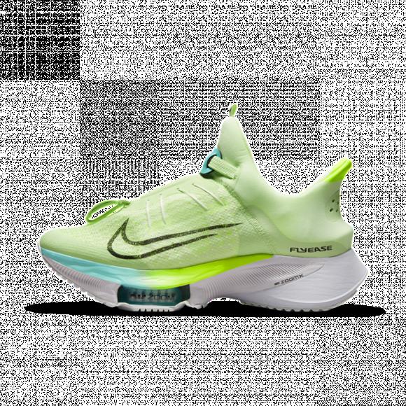 Nike Air Zoom Tempo NEXT% FlyEase Women's Running Shoe - Yellow - CZ2853-700