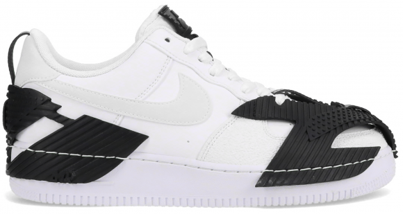 Nike NDSTRKT Air Force 1 White Black - CZ3596-100