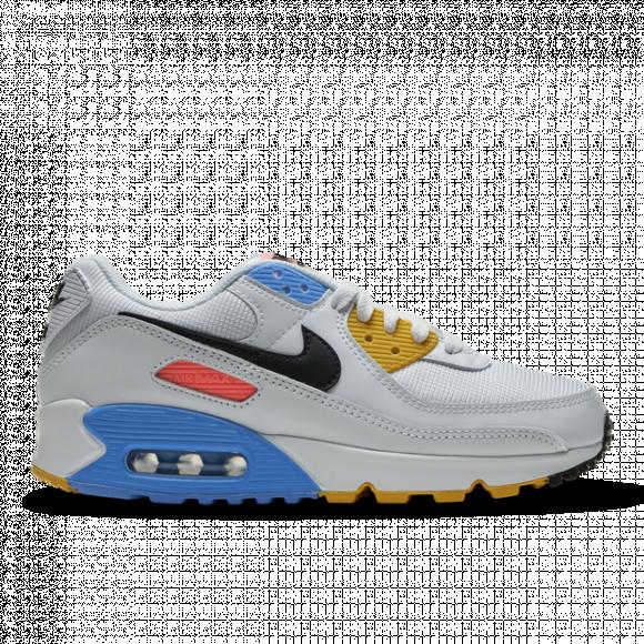 Nike Air Max 90 Women's Shoe - White - CZ3950-100