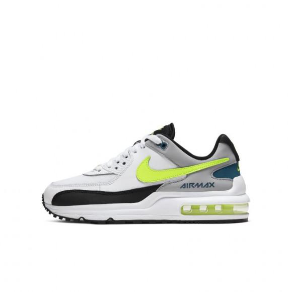 Chaussure Nike Air Max Wright pour Enfant plus âgé - Blanc ...