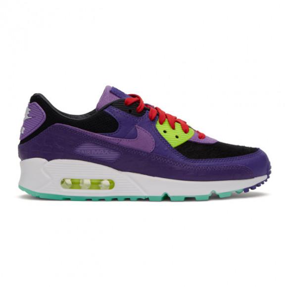 Nike Air Max 90 Purple Cheetah - CZ5588-001
