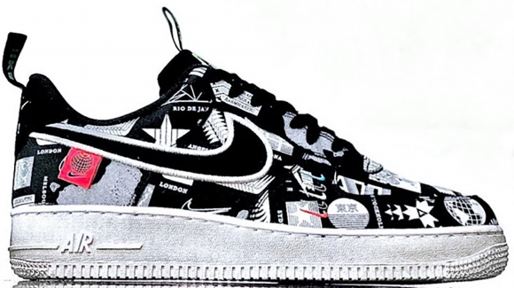 Nike Air Force 1 Low Worldwide - CZ5927-001