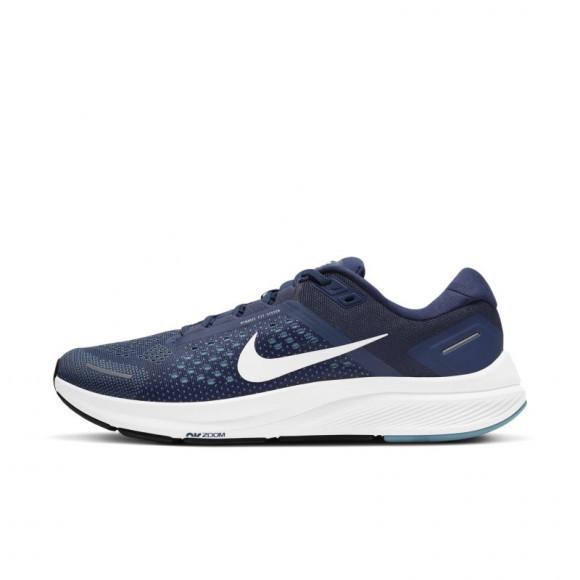 Nike Air Zoom Structure 23 Men's Running Shoe - Green - CZ6720-402