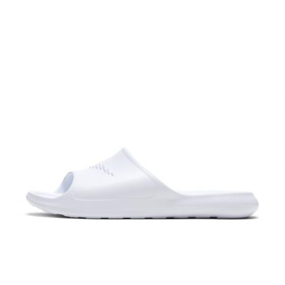 Claquette de douche Nike Victori One pour Femme - Blanc - CZ7836-100