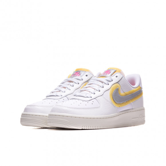 air force 1 upstep prm lx jaune