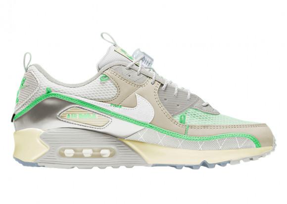 Nike Air Max 90 Neon Green Marathon Running Shoes/Sneakers CZ9078-010