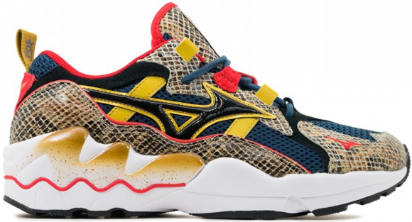 Mizuno Wave Rider 1 24 Kilates King Kobra - D1GD180414