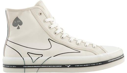 Mizuno Courts Msq Canvas Shoes/Sneakers D1GH214401 - D1GH214401