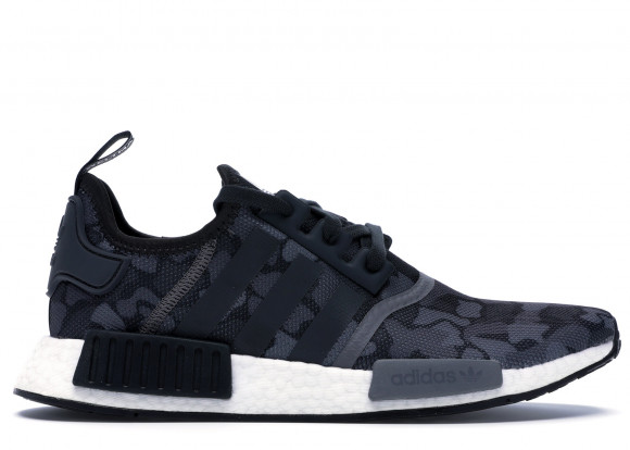 adidas NMD R1 Duck Camo Core Black - D96616