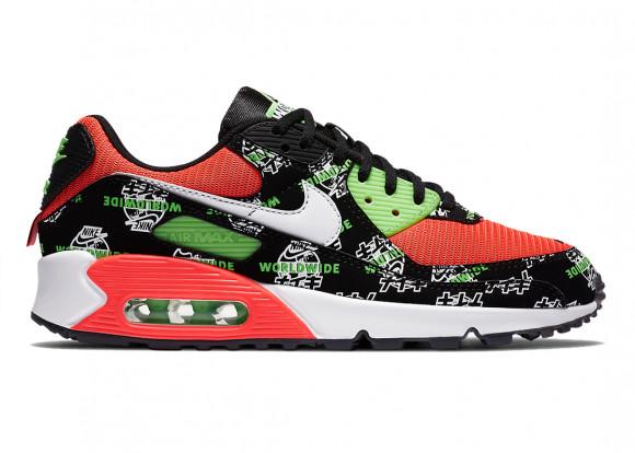 Nike Air Max 90 SE WW Marathon Running Shoes/Sneakers DA1342-013 ...