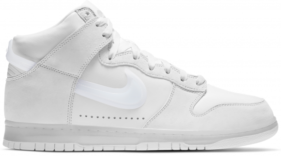 Nike Dunk High Slam Jam White Pure Platinum - DA1639-100