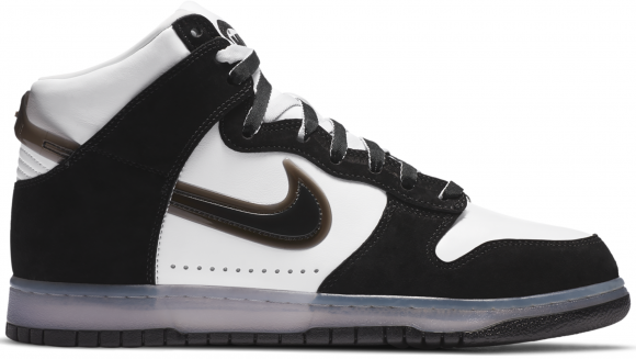 Nike Dunk High Slam Jam White Black - DA1639-101