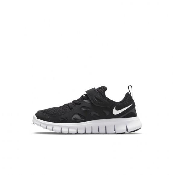 Sapatilhas Nike Free Run 2 para criança - Preto - DA2689-004