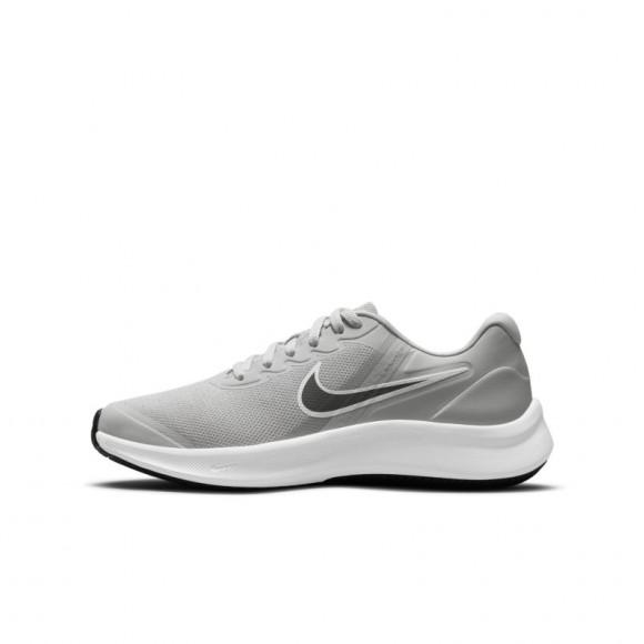 Sapatilhas de running Nike Star Runner 3 Júnior - Cinzento - DA2776-005
