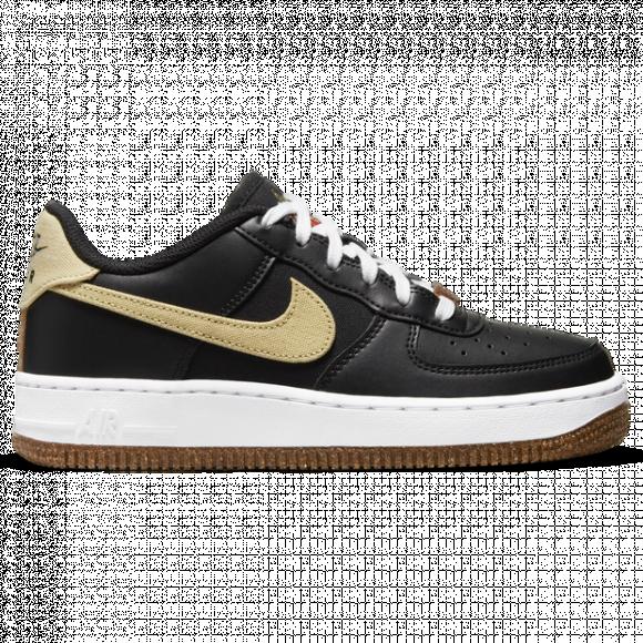 Chaussure Nike Air Force 1 LV8 pour Enfant plus âgé - Noir ...