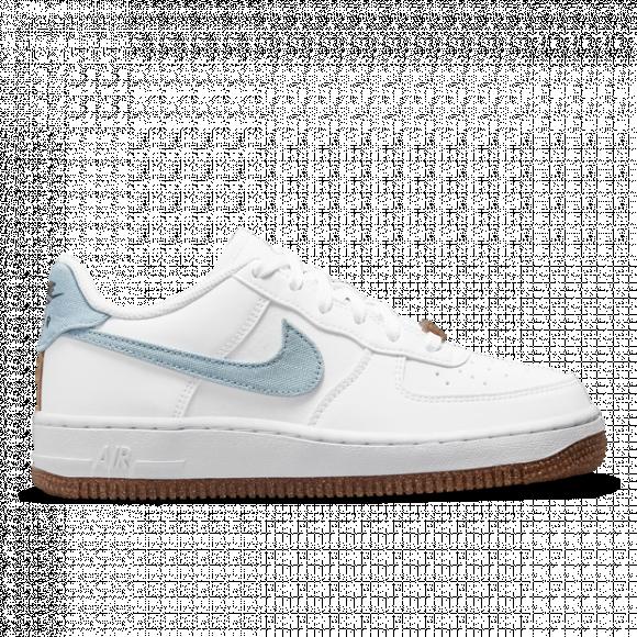 Nike Air Force 1 LV8 GS 'Indigo' - DA3093-100