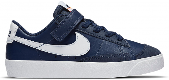 Nike Blazer Low 77 Vintage Midnight Navy (PS) - DA4075-400