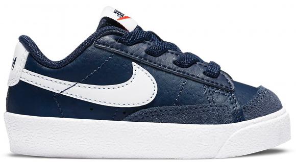 Nike Blazer Low 77 Vintage Midnight Navy (TD) - DA4076-400