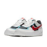 Nike Air Force 1 Shadow Women's Shoe - White - DA4291-100