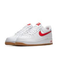 Nike Air Force 1' 07 LV8 Men's Shoe - White - DA4660-101