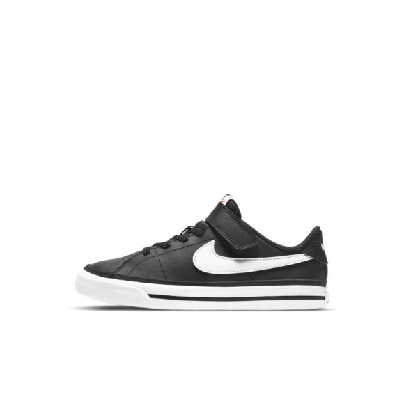 Chaussure Nike Court Legacy pour Jeune enfant - Noir - DA5381-002