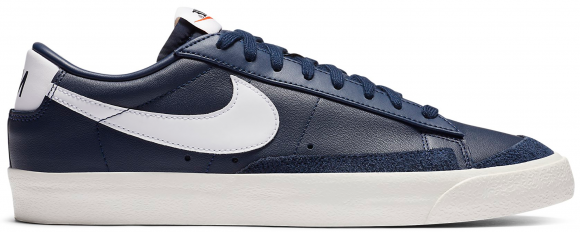 Nike Blazer Low 77 Vintage Midnight Navy - DA6364-400