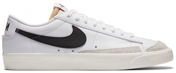 Nike Blazer Low 77 Vintage White Black - DA6464-101