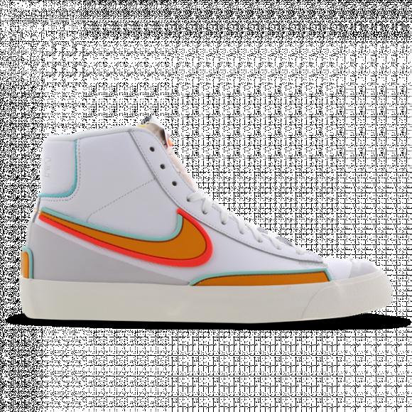 Nike Blazer Mid Infinite White Kumquat - DA7233-100