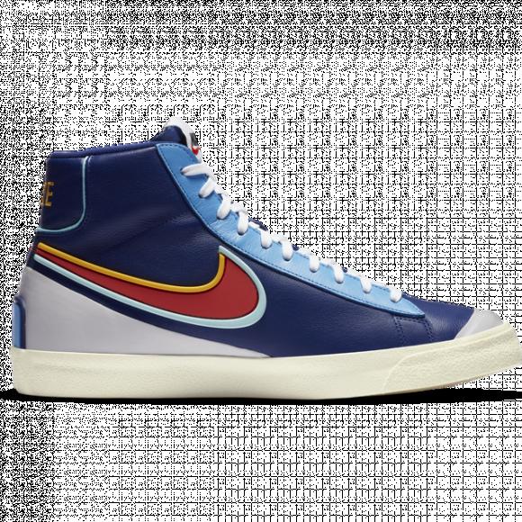 Nike Blazer Mid 77 D/MS/X Deep Royal Blue - DA7233-400