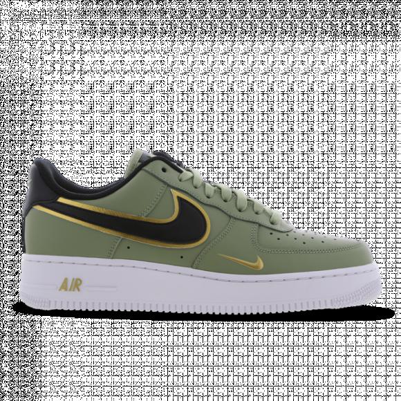 Nike Air Force 1 Low Olive Gold Black - DA8481-300