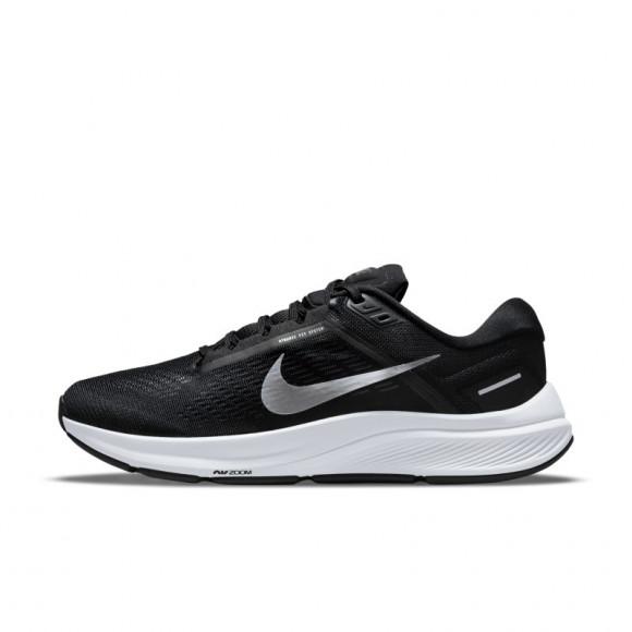 Nike Air Zoom Structure 24 Men's Running Shoes - Black - DA8535-002