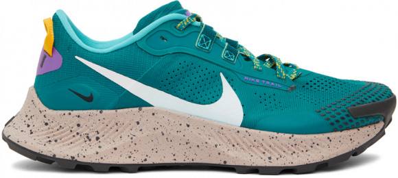 Chaussure de trail Nike Pegasus Trail 3 pour Homme - Vert - DA8697-300