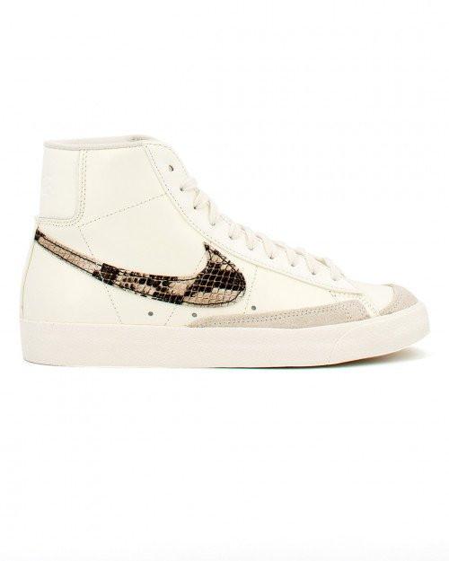 Nike Womens WMNS Blazer Mid '77 SE Sail Sneakers/Shoes DA8736-100 - DA8736-100