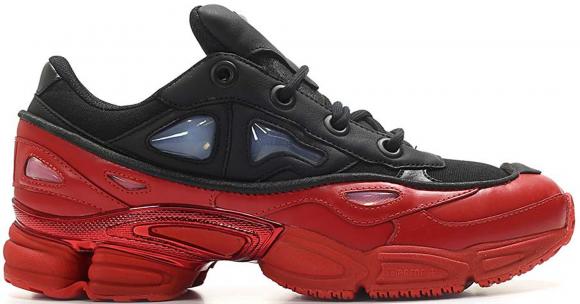 adidas Ozweego 3 Raf Simons Black Scarlet - DA8775