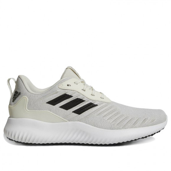 Adidas Alphabounce RC 'Cloud White' Cloud White/Core Black/Cloud White Marathon Running Shoes/Sneakers DA9770 - DA9770