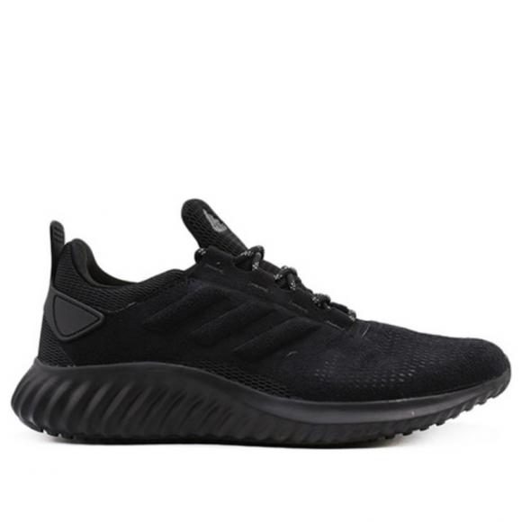 Adidas Alphabounce CR 'Triple Black' Black/Black/Black Marathon Running Shoes/Sneakers DA9934 - DA9934