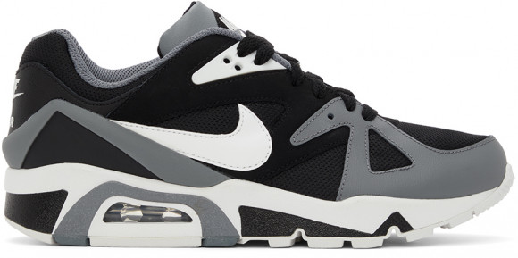 Nike Black & Grey Air Structure Sneakers - DB1549-001